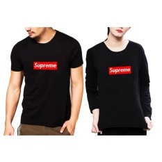 Beli Ellipses Inc Tumblr Tee T Shirt Kaos Couple Supreme Hitam Lengan Panjang Cicilan