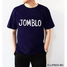 ELLIPSES.INC Tumblr Tee / T-Shirt / Kaos Pria Jomblo - Navy