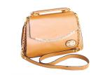 Beli Elora Tas Wanita Cantik New Baguette Bag Coklat Dengan Kartu Kredit