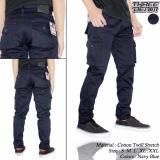Harga Em S Celana Cargo Panjang Slimfit Navy Murah