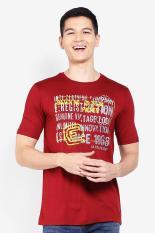 Emba Casual Notico Red Diskon discount murah bazaar baju celana fashion brand branded