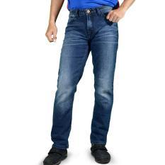 Emba Jeans Celana Panjang Pria BS 07.1 Morgan Slim 617-06301-20 - Heavy Stone