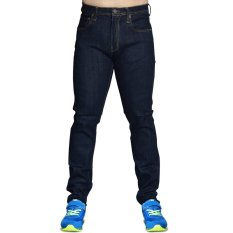 Emba Jeans Celana Panjang Pria BS 07.1 Morgan Slim 61702401-38 - Garment Wash