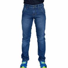 Emba Jeans Celana Panjang Pria Rodensi One 613-10138-20 - Heavy Stone - Elmo Reguler