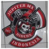 Harga Emblem Bordir Yamaha Jupiter Mx Online Jawa Barat