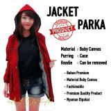 Spesifikasi Emdeha Store Terbaru Jaket Parka Wanita Premium Hoodie Fashionable All Size Fit To L Paling Bagus