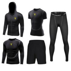 Harga Baju Olahraga Pria Cepat Kering Sepaket Lima Buah Kb5001 Lima Potong Kb5001 Lima Potong Online Tiongkok