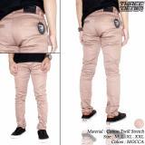 Jual Em S Celana Chino Panjang Skinny Mocca Em S Di Jawa Barat