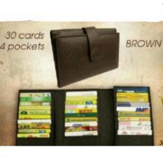 Toko Emwe Sc Shopping Card Organizer Dompet Kartu Member Anggota Club Kredit Debit Atm Bank Diskon Discount Id Uang Kertas Coklat Terdekat
