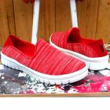 Spesifikasi En Jie Sneakers Casual Women Us101 Red Yg Baik