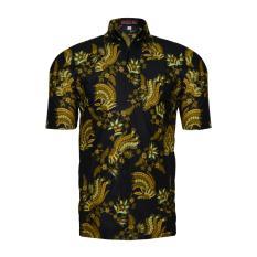 Spesifikasi En Zy Men Batik Shirt Rendy Black Terbaik