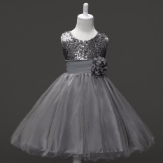 Encontrar Gadis Tutu Gaun Formal Gaun Pesta Kostum untuk Anak-anak 100-150 Cm-Intl