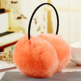 Jual Eozy Winter Wanita Hangat Telinga Cover Faux Rabbit Fur Earmuff Earflap Girls Warmer Headband Intl Branded