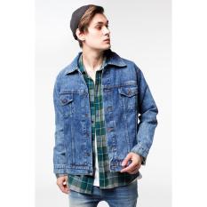 Jual Erigo Trucker Jacket Jeans Abely Unisex Dki Jakarta Murah