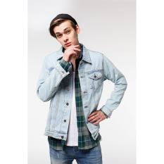 Toko Erigo Trucker Jacket Jeans Claire Unisex Terlengkap