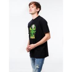 ERIGO Tshirt-APE TRUNKS Unisex BLACK