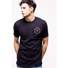 Spesifikasi Erigo Tshirt Erg X Unisex Black Paling Bagus