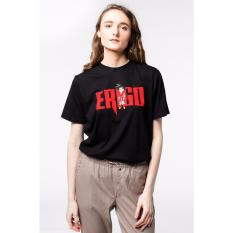 Erigo Tshirt Feel Like Goku Unisex Black Indonesia Diskon 50