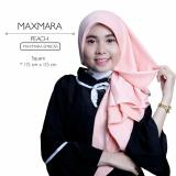 Harga Erloz Hijab Segi Empat Maxmara Emboss Peach Di Banten