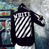 Beli Kaos Sweater Hip Hop Laki Laki Berkerudung Longgar Hitam Pakai Kartu Kredit