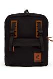 Spesifikasi Tas Backpack Kuliah Pria Mochilo Primeiro Esgotado Black Yang Bagus