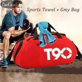 Review Esogoal Tas Olahraga Dan Handuk Pendingin Duffle Bag Termasuk Kompartemen Sepatu Pendingin Handuk Dingin Untuk Olahraga Fitness Gym Yoga Pilates Travel Camping Lainnya Tiongkok