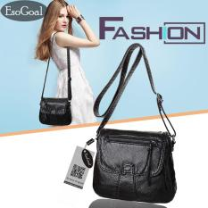 Jual Esogoal Lady Lightweight Crossbody Bags For Women Small Purses Zipper Travel Bags Soft Shoulder Bags Branded Original