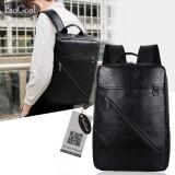 Harga Hemat Esogoal Tas Ransel Kulit Fashion Pria Tas Backpack Pria Laptop Ransel Sekolah