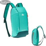 Harga Esogoal Olahraga Untuk Anak Dewasa Outdoor Backpack Daypack Mini Kecil Bookbags 10L Hijau Mint Internasional Satu Set