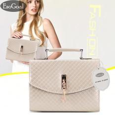 Promo Esogoal Tas Selempang Bahu Wanita Tas Fashion Wanita Messanger Bag Shoulder Bag