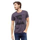 Situs Review Esprit 116Cc2K008 Male S T Shirts Dark Grey