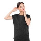 Beli Esprit 116Eo1K010 Women S T Shirts Black Secara Angsuran