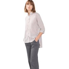 Ulasan Esprit Airy Shirt Blouse In 100 Cotton Off White