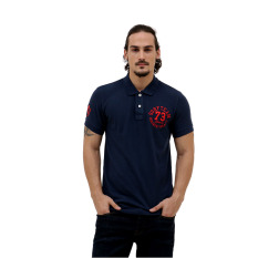 Esprit Polo Shirts Short Sleeve Navy Esprit Diskon 40