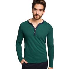 Jual Esprit T Shirts Long Sleeve Emerald Antik