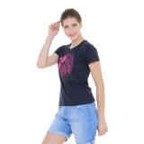 Kualitas Esprit T Shirts Short Short Sleeve Navy Esprit