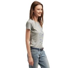 Spek Esprit T Shirts Short Sleeve Gunmetal Esprit