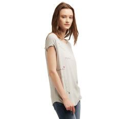 Promo Toko Esprit T Shirts Short Sleeve Light Grey 5