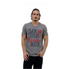 Esprit T Shirts Short Sleeve Medium Grey Indonesia