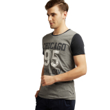Beli Esprit T Shirts Short Sleeve Medium Grey Online Murah