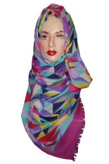 Espro Hijab Phasmina Acrylic Premium - Pink