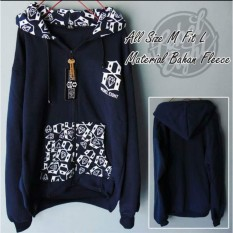 ESQI - Sweater Pria Distro Hoodie Zipper Sablon Rebel 8 Fashion Pria