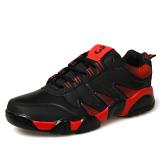 Harga Essan Pria Sepatu Bernapas Sepatu Olahraga Pria Casual Kets Fashion Merah Lengkap