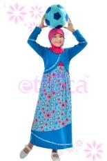 Ethica Moslem Fashion Dress Anak ORK 16 (Biru)