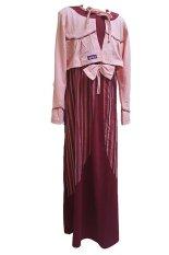 Ethica Moslem Fashion Dress Anak OSK 31 - Salem