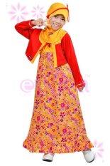 Ethica Moslem Fashion Dress Anak OSK 32 - Kuning