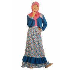 Ethica Moslem Fashion Dress Anak OSK 43 (Tosca)