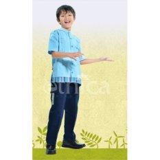 Ethica Moslem Fashion Koko Anak K 56 (Biru)