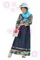 Ethica Moslem Fashion OSK 25 - Biru