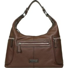 Etienne Aigner USA Cooper Hobo - Chocolate Brown 72139 Authentic Original